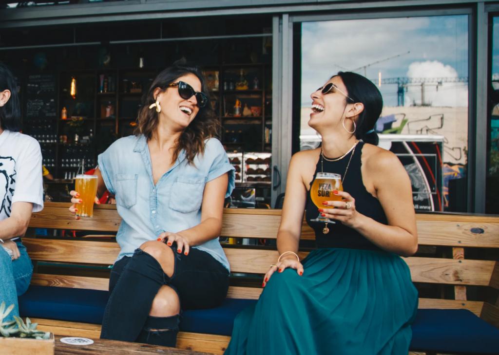 two-women-drinking
