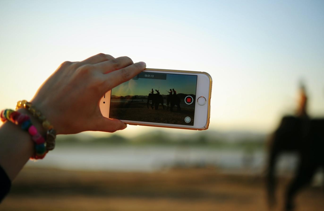 recording video