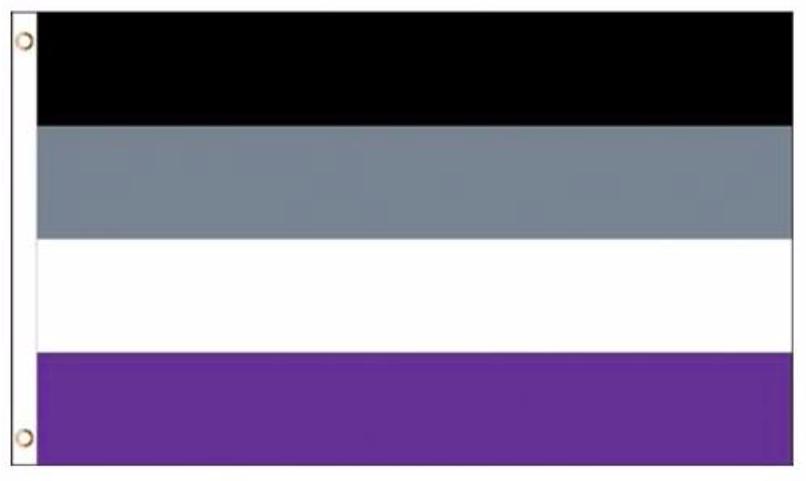 greysexual-flag